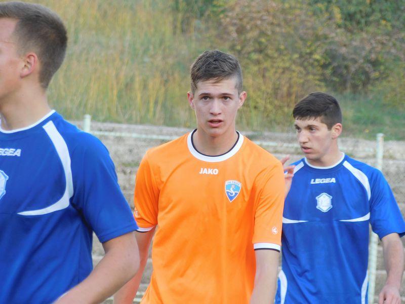 Ivan Laća ponovno u U-16 reprezentaciji