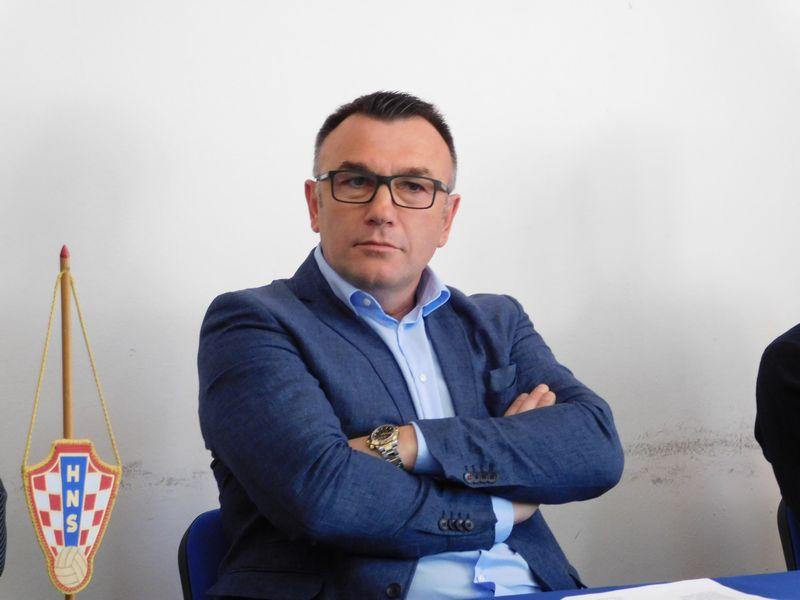J. Bulat predsjednik županijskog HNS-a