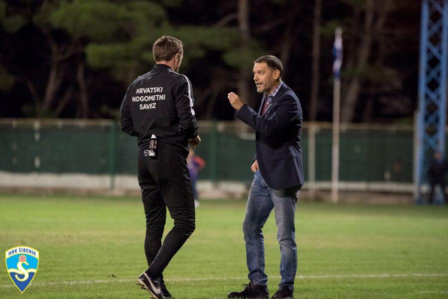 Borimir Perković više nije trener našeg kluba