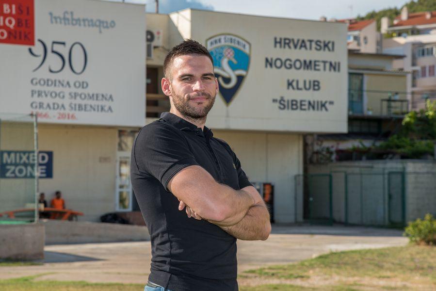 Franko Garma novi je voditelj marketinga HNK Šibenika