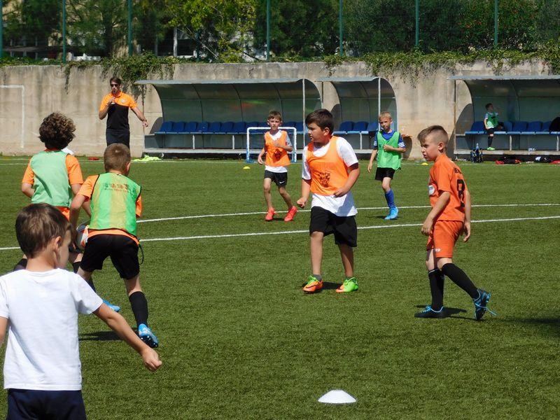 Škola nogometa: Nakon kratke pauze nastavljaju se treninzi