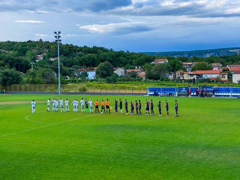 Prijateljska utakmica: Croatia Zmijavci 1:1 Šibenik